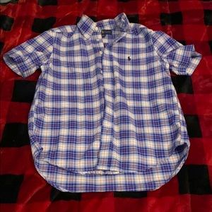 Boys Polo size M
